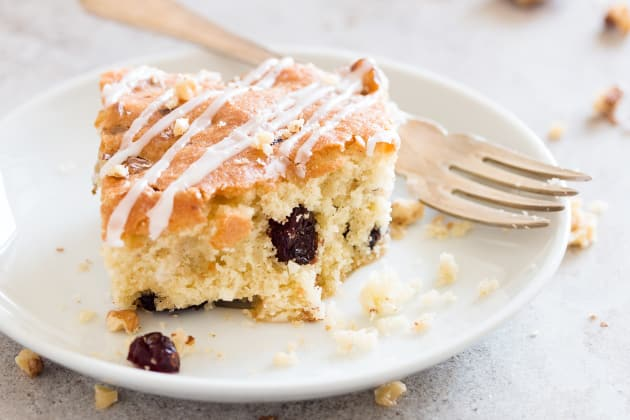 Cranberry Walnut Coffee Cake Photo