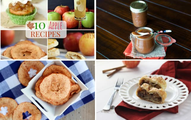 10 delicious apple recipes to make your autumn more awesome 10 delicious apple recipes photo