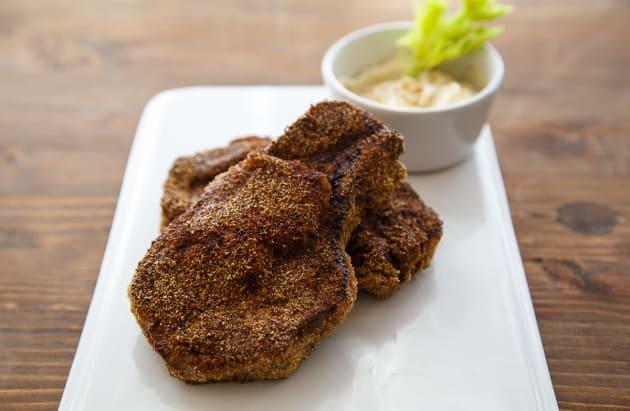 Gluten Free Pork Chops Photo