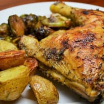 Perfect Pan Roasted Chicken Recipe