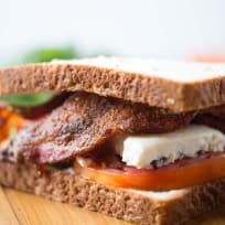 BBQ Blue Cheese BLT Recipe