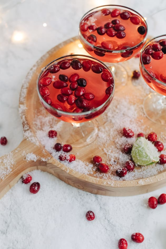 Cranberry Gimlet Image