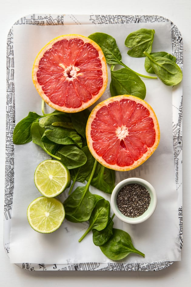 Grapefruit Smoothie with Chia Picture