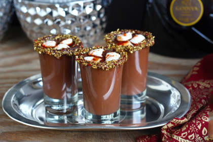 Mexican Hot Chocolate Shots
