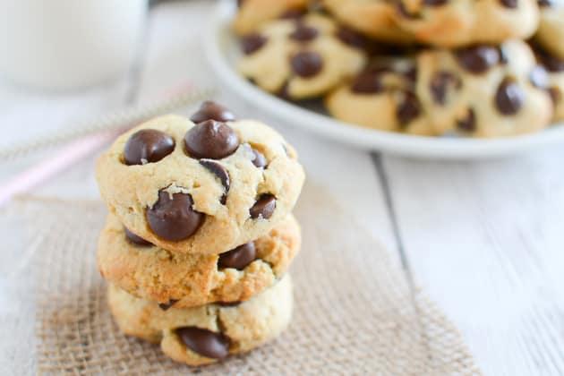 Paleo Chocolate Chip Cookies Photo