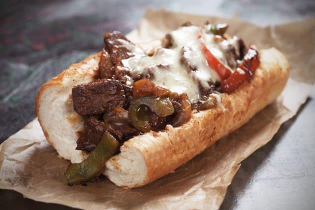 Steak Sandwich Pic
