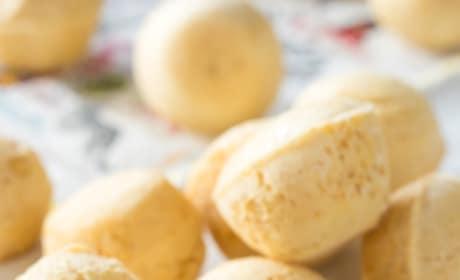 Dairy Free Brazilian Cheese Breads Image