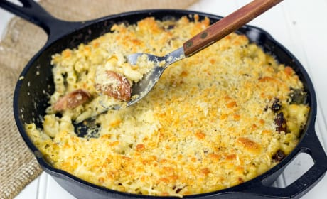 Roasted Poblano Mac & Cheese Recipe
