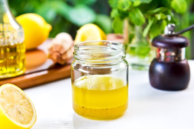 Oil and Vinegar Dressing Image