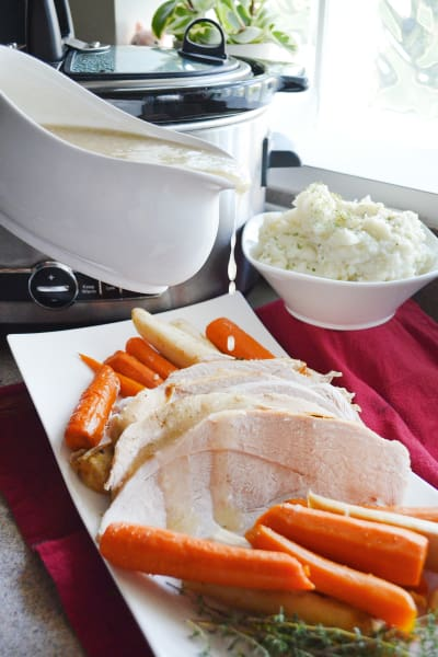 Slow Cooker Turkey Breast Pic