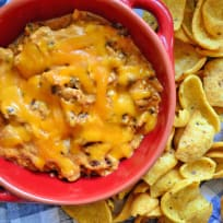 Slow Cooker Chili Cheese Dip Recipe