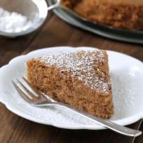 Gluten Free Spice Cake Recipe