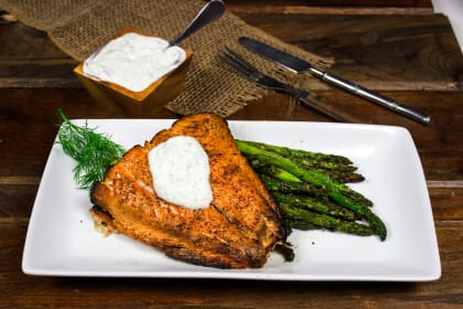 Cedar Plank Salmon: Gorgeous Grilled Fish