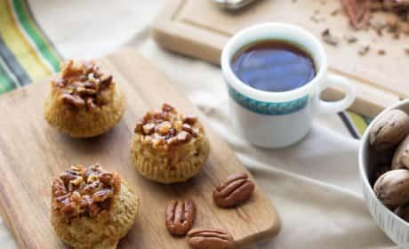 Sticky Bun Muffins Recipe