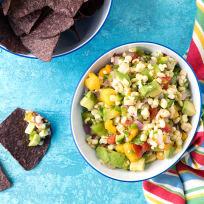 Grilled Sweet Corn Salsa Recipe