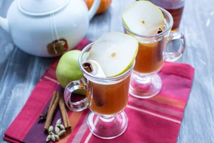 Pear Chai Toddy