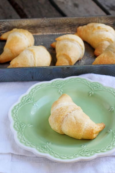 Vegan Croissants Picture