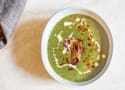 Cream of Spinach Soup for Two