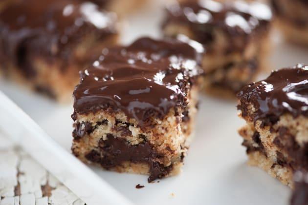 Dark Chocolate Ritz Bars Photo