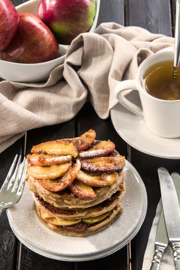 Cinnamon Pancakes Picture