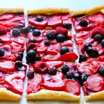 Mixed Berry Tart Recipe