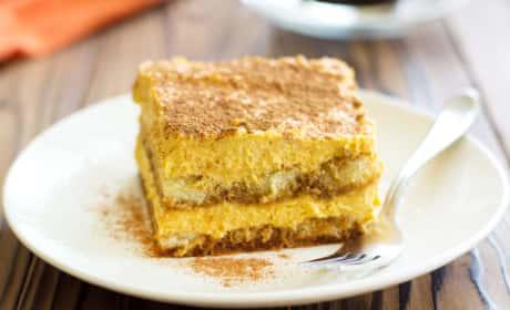 Pumpkin Tiramisu Recipe