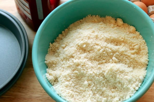 Yellow Cake Mix Picture