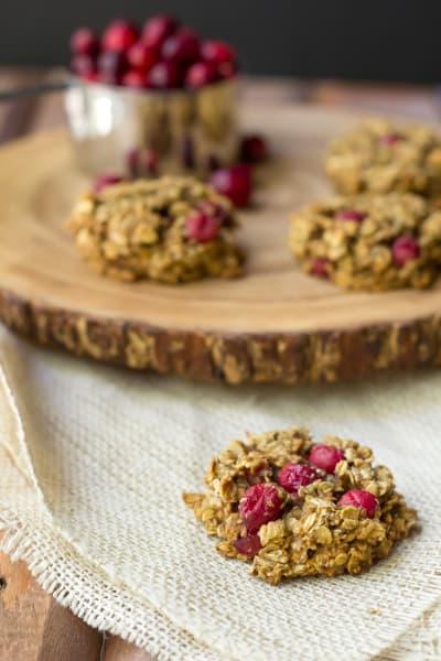 Cranberry Breakfast Cookies Picture