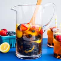 Red Rooibos Tea Sangria Recipe