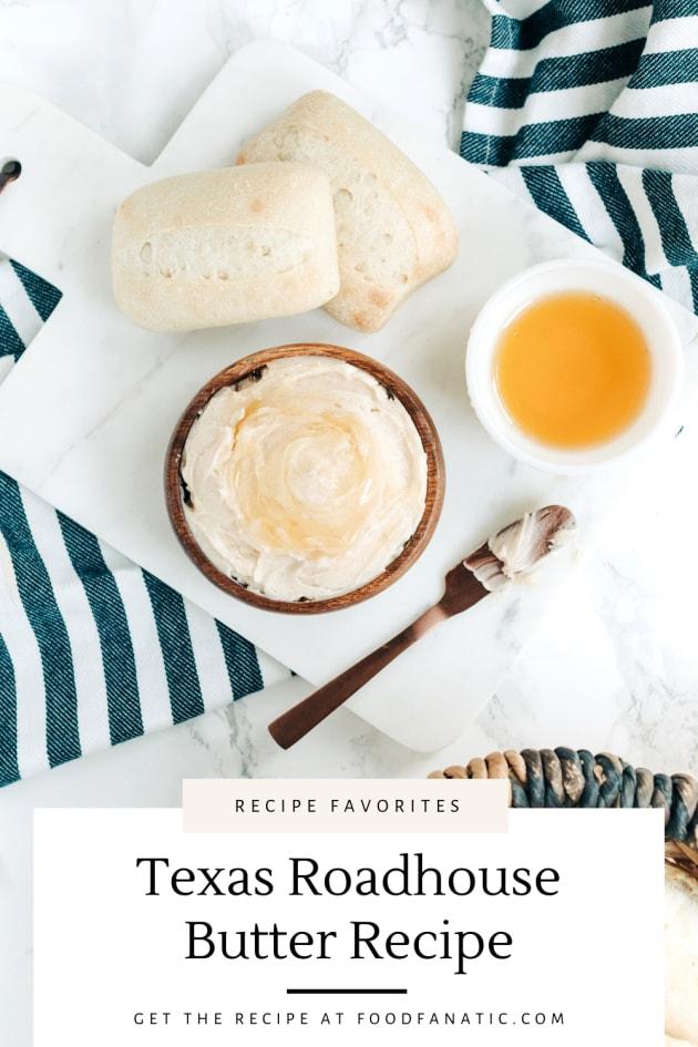 Cinnamon Butter Recipe Pic