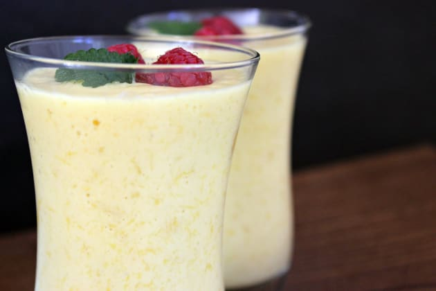 Mango Smoothie Picture