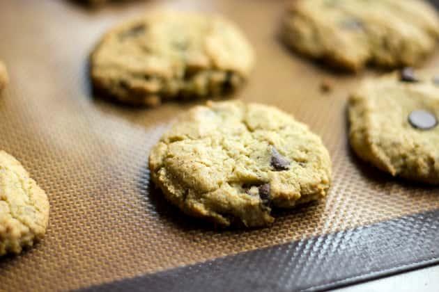 Avocado Cookies Photo