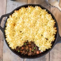 Traditional Shepherd's Pie Recipe