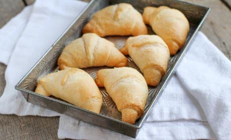 Vegan Croissants Recipe