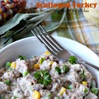 Scalloped Turkey