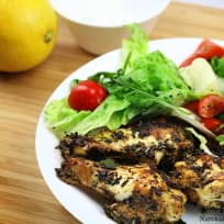 Fragrant&Zesty Low-Carb Chicken with Herbs and Citrus Recipe