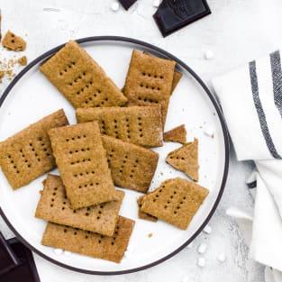 Graham crackers photo
