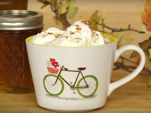 Cup of Pumpkin Spice Latte