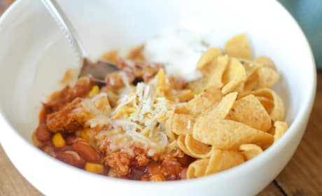 Gluten Free Turkey Chili with Corn Pic