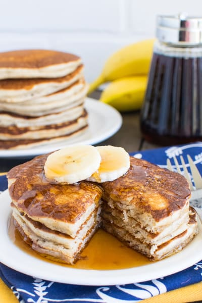 Easy Banana Pancakes Picture
