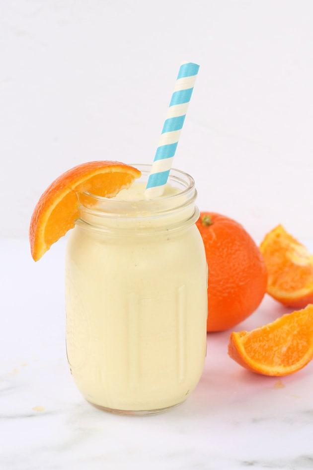 Homemade Orange Julius Pic