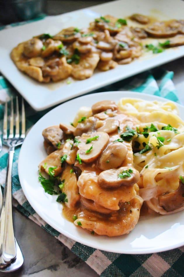 Instant Pot Chicken Marsala Image