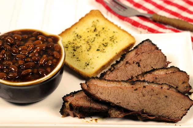 Smoked Beef Brisket Picture