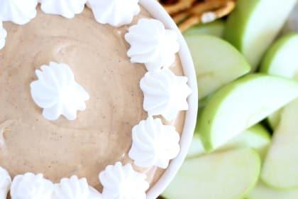5-Minute Peanut Butter Dip