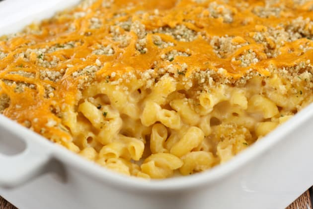 Gluten Free Mac and Cheese Image