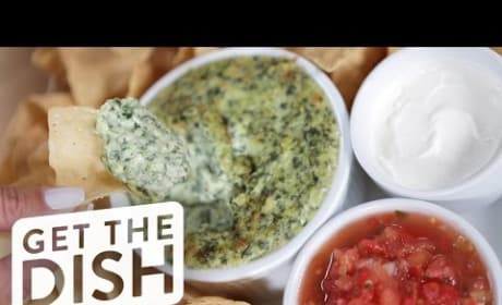 How to Make Iconic Spinach Artichoke Dip