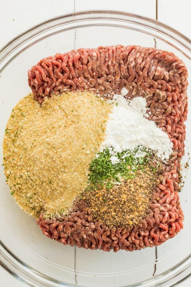 How to Make Salisbury Steak in a Crockpot Photo