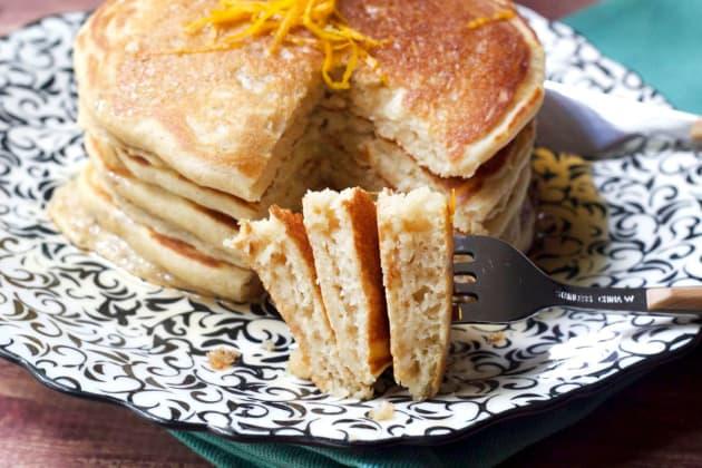 Mascarpone Pancakes Photo
