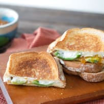 Jalapeño Popper Grilled Cheese Recipe