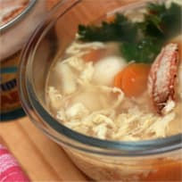 Special Swimming Crab Soup